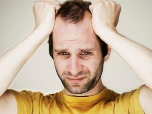 Сильный стресс очень пагубно воздействует на мужской организм в целом