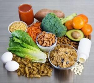 Фолиевая кислота в продуктах питания