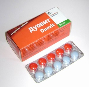 Витамины Дуовит