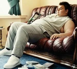 Малоподвижный образ жизни и проблемы с питанием