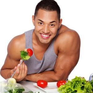 Правильное питание важно для мужчин