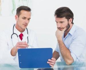 При возникновении симптомов требуется консультация врача