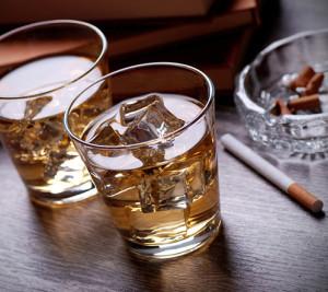 Табак и алкоголь негативно влияет на качество спермы