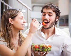 Здоровое питание важно для мужчин
