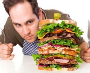 Неправильное питание - одна из причин плохой спермы