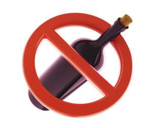 Алкоголь запрещено принимать перед спермограммой